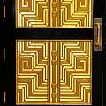 Art Deco Door by Dave Mills