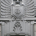 Art Deco Eagle by Alfred Ng