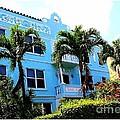 Art Deco Hotel In Miami Beach by Dora Sofia Caputo Photographic Design and Fine Art