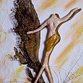 Art Deco I by Brenda Almeida-Schwaar