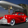 Art Deco Sedan by Stuart Swartz
