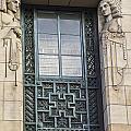 Art Deco Window by Eric Swan