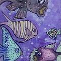Fish Art by Pikotine Art