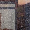 Art Homage Edvard Munch Casa Grande Arizona 2004 by David Lee Guss