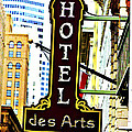 Art Hotel by Digital Kulprits