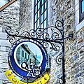 Art In Old Quebec by Mel Steinhauer