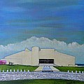 Art Museum Of South Texas by Manny Chapa