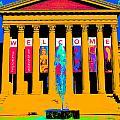 Art Museum -philadelphia by Constantin Raducan
