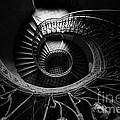 Art Nouveau Staircase by Jaroslaw Blaminsky