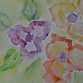 Art Of Watercolor by Sonali Gangane