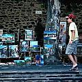 Art Walk by Carrie Warlaumont