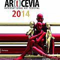 Artcevia International Art Festival - 2014 by Ofer MizraChi