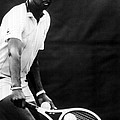 Arthur Ashe Playing Tennis by Retro Images Archive
