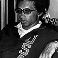 Arthur Ashe With Sunglasses by Retro Images Archive