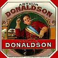 Arthur Donaldson by John Madison