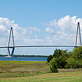 Arthur Ravenel Jr Bridge by Cathie Crow