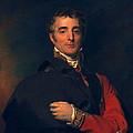 Arthur Wellesley, Duke Of Wellington by Sir Thomas Lawrence