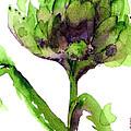 Artichoke by Dawn Derman