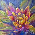 Artichoke Leaves by Phyllis Howard