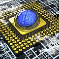 Artificial Intelligence, Conceptual by Science Photo Library