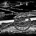 Artillery At Gettysburg by Paul W Faust -  Impressions of Light