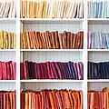 Artisan Linen Shelf by Robert Clifford