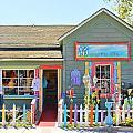 Artist Gallery In Cambria California  7142 by Jack Schultz