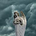 Artistic Creation Of Angel And Dark by Jaynes Gallery