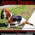 Artistic Dreams by John Rizzuto
