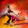 Artistic Roller Skating 02 by Miki De Goodaboom