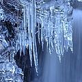 Artistry In Ice 16 by David Birchall