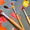 Artist's Palette by David Kay