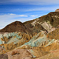 Artists Palette Death Valley National Park by Ed  Riche