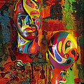 Artist's Pleasures by Jeanne Ward