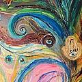 Artwork Fragment 07 by Elena Kotliarker