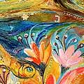 Artwork Fragment 08 by Elena Kotliarker