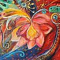 Artwork Fragment 15 by Elena Kotliarker