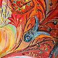 Artwork Fragment 19 by Elena Kotliarker