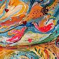 Artwork Fragment 24 by Elena Kotliarker
