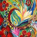 Artwork Fragment 26 by Elena Kotliarker