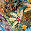 Artwork Fragment 35 by Elena Kotliarker