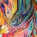 Artwork Fragment 40 by Elena Kotliarker