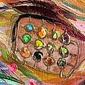Artwork Fragment 43 by Elena Kotliarker