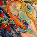 Artwork Fragment 68 by Elena Kotliarker