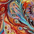 Artwork Fragment 76 by Elena Kotliarker