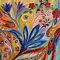 Artwork Fragment 94 by Elena Kotliarker