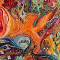 Artwork Fragment 99 by Elena Kotliarker