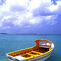 Aruba. Fishing Boat by Anonymous
