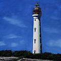 Aruba Light House by Paul Walsh