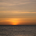 Aruban Sunset by WindwardArt Galleries